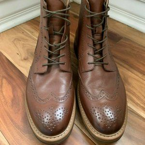 1901 by Nordstrom Wingtip Brogue Boots